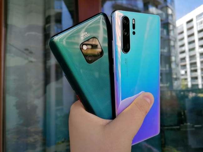 Huawei P30 Pro i Mate 20 Pro